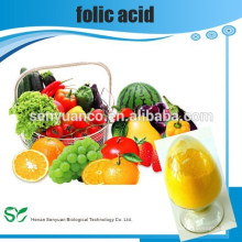 N ° CAS 59-30-3 Acide folique