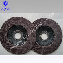 4 inch Flexible abrasive disc Flap disc for weld,edge burr polishing and grinding