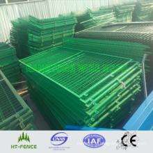 Valla de marco recubierta de PVC