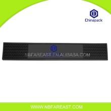 Useful custom rubber personalized logo bar mats