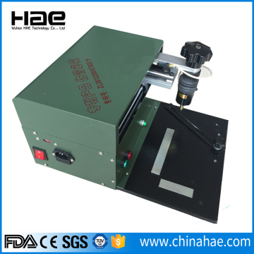 Metal Pipe Dot Peen Marking Machine