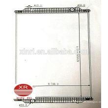 Radiador de aluminio de alta preferencia en el mercado europeo de MAN EL (98-) 81061016529