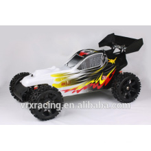 carro elétrico do rc buggy, 2.4 g radio rc Brushless buggy, 2wd automóvel buggy 1/5th