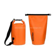 Outdoor-Wandern 500D PVC Durable 10L wasserdicht schwimmende Packsack