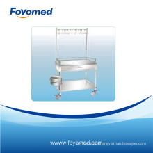 Popular Infusion II type Hospital Trolley