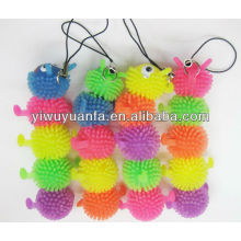 Flash Yoyo Glow Puffer Ball Toy