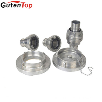GutenTop carbon steel pipe fittings, NPT thread steel pipe nipples