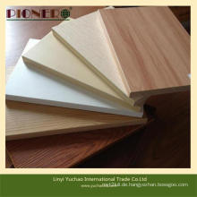 E0 E1 Klasse Möbel Melamin Sperrholz mit hoher Qualität