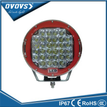 ovovs auto lighting hot selling 9inch round led truck work lamp 96w driving light