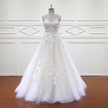Sweetheart Lace 2016 Sexy Bridal Wedding Dress (XF16017)
