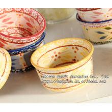 Wholesale ceramic kitchen tool bakeware cake mold ramekin QF-001