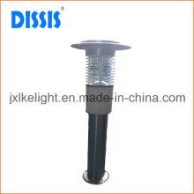 Aço inoxidável 220V 2-em-1 Mosquito e Fly Control Light