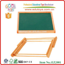 Smart wooden toys board portable interactive whiteboard child small blackboard
