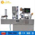 Machine de remplissage et de scellage de tasse de prix usine, machine de scellage de remplissage de tasse rotative