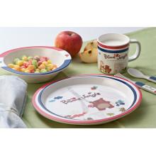 Vaisselle de mélamine pour enfants / Mélamineware / vaisselle de qualité alimentaire