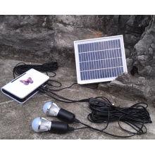 Luces de luces LED solares para mercados rurales en calidad y precio
