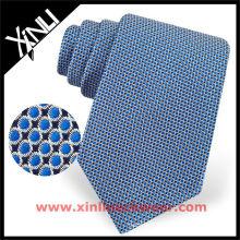 Exclusive Silk Neck Tie Strap