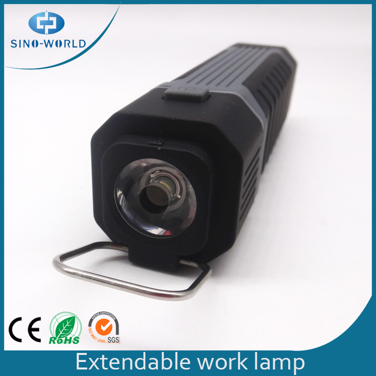 3w Cob Hook Retractable Led Work Light