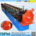 Keel roll forming machine, industrial door tracks