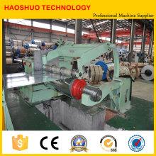 Máquina que raja del acero de silicio de alta calidad