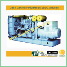 Chinese Mitsubishi Diesel generators 500KW-1600KW