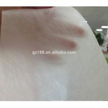 3,2 m de ancho PP, tejido no tejido PLA proveedor para la más baja densidad de rollos de tela no tejida Spunlace con apertura