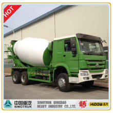 Camion malaxeur HOWO 8