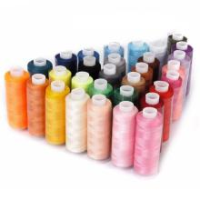 خيط الخياطة 30 اللون بكرات أجود الجودة