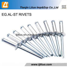 Good Quality Aluminium Binding Rivets
