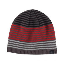 15PKB005 2014-15 New Men s moda invierno acrílico gorrita tejida