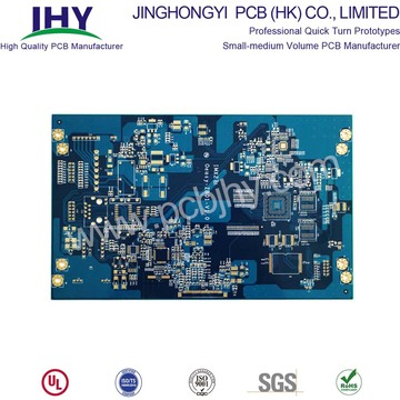 8-lagiges PCB-Prototyping