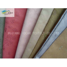 105D*300D Jacquard Warp Micro Suede Fabric For Upholstery