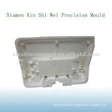 caja de plástico moldeado para electrónica