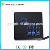 Card reader for card with WG26 contactless card reader