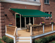 7.0*3.5 Basic Retractable Awnings for Patio and Balcony (S-02)