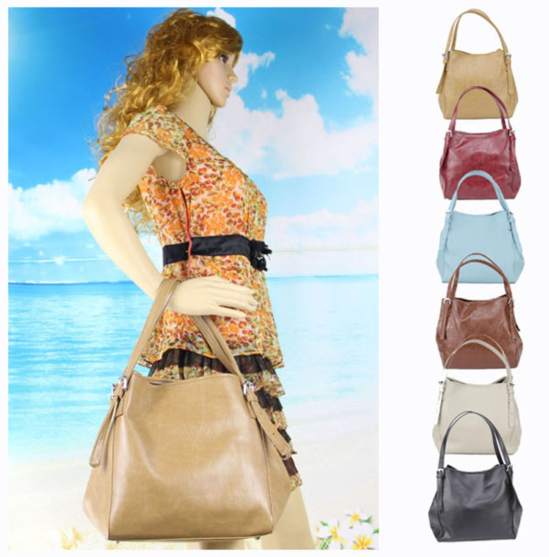 Handbags with Top-Handle Strap