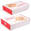 Cheap Custom Amazon E Commerce Eco Friendly Flute small pink cosmetic kraft paper Carton Matte corrugated mailer Shipping Box
