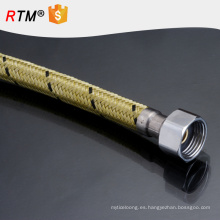 Manguera flexible de la manguera trenzada del alambre de aluminio J7 para la manguera flexible trenzada del calentador de agua