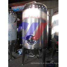 Fermenter Gllycol Jacket Fermentador cónico para cerveja