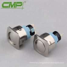 Vandal Proof Metal Pushbutton Momentary Switch