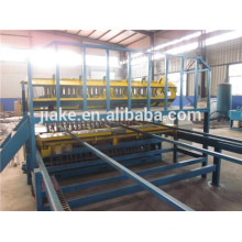 reinforced welded wire mesh fence machine