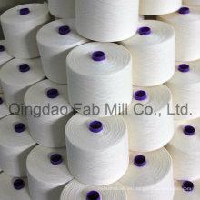 Hilo hilado húmedo de fibra larga de cáñamo para tejer