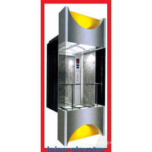 Vvvf & Mrl Observation Fahrstuhl Sightseeing Lift