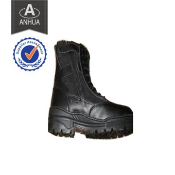 Military Police Durable Leather Combat Boots