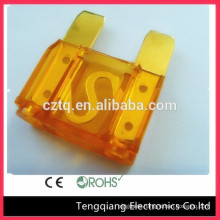 Au-plated ATM blade fuse