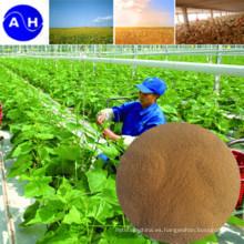 Fertilizante líquido de nutrientes de cultivos de elementos traza de quelatos de aminoácidos compuestos