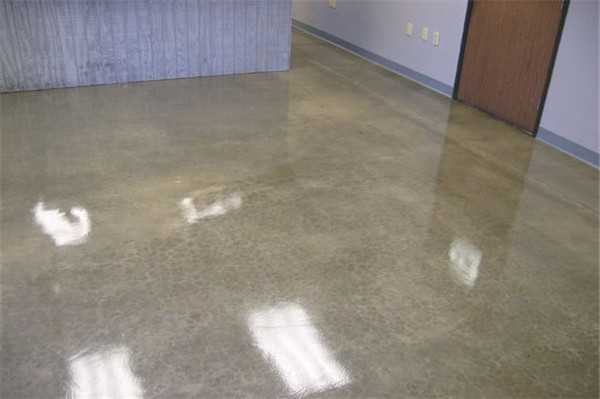 Clear Epoxy Coating