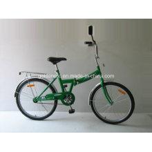"""Bicicleta plegable de acero de 24 """"(FJ24)"""