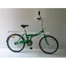 """24"""" стали складной рамы велосипеда (FJ24)"""