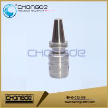 Mandril de trituração do poder forte da série do CNC SK40 SK50